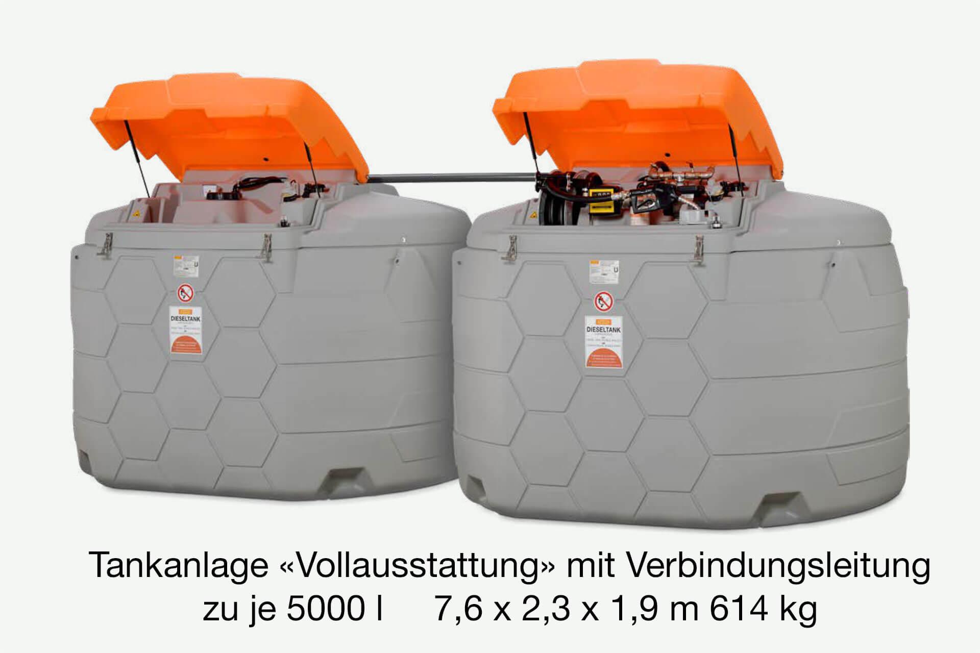 CEMO Tankanlage